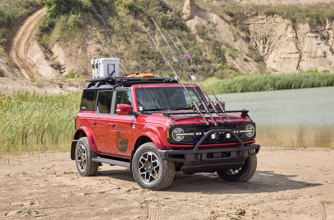 Concepts Display Accessory Ideas For Bronco Bronco Sport Benna Ford Blog