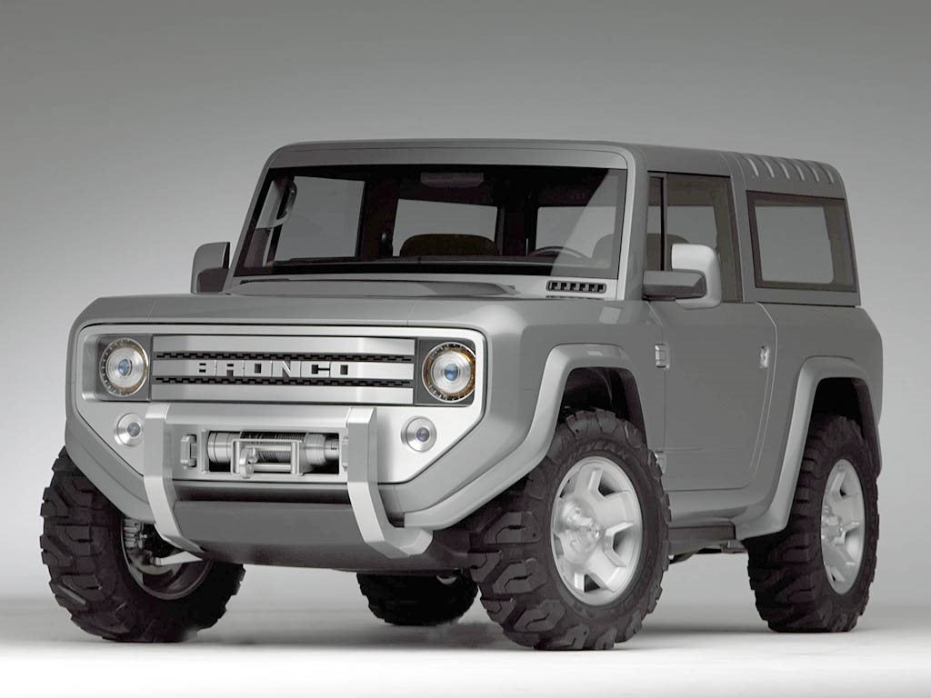 New Ford Bronco >> 2020 Ford Bronco Preview Benna Ford Superior Wi